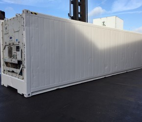 40ft HC Reefer container2