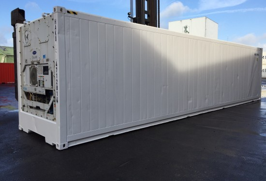 40ft HC Reefer container
