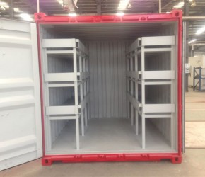 10ft Workshop Offshore DNV container0