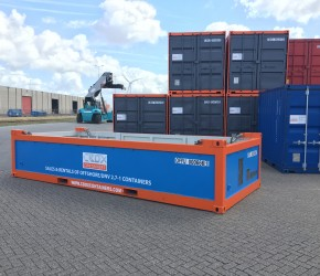 20ft Basket Offshore DNV container4