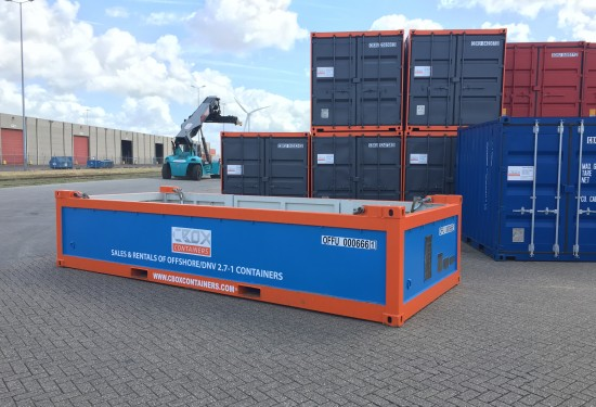 20ft Basket Offshore DNV container