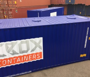 30ft Bulk container3