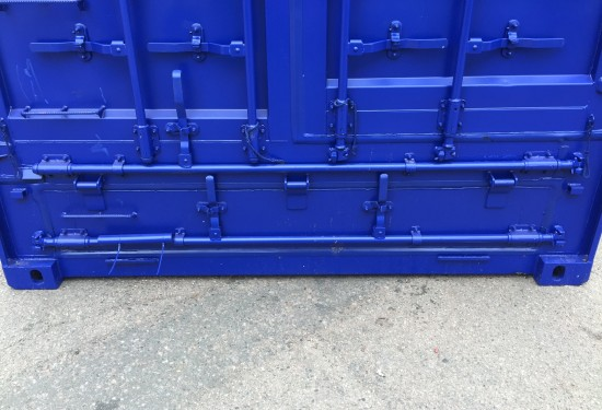30ft Bulk container