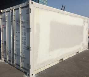 20ft Insulated container0
