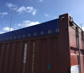40ft Open Top container3