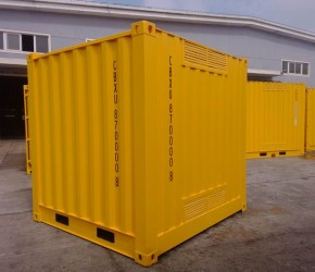 8ft HC DG container2