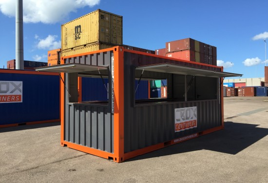 20ft Bar Container