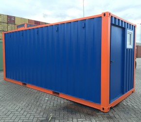 20ft Shower container1