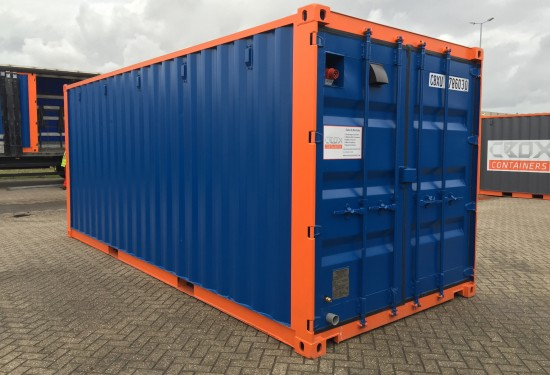 20ft Shower container