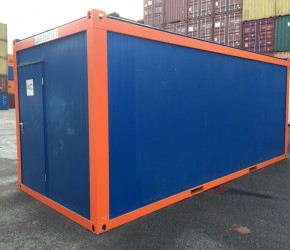 20ft Sanitairy cabin container0