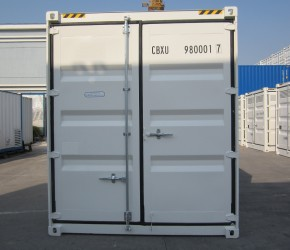 20ft HC DG Double Door container1