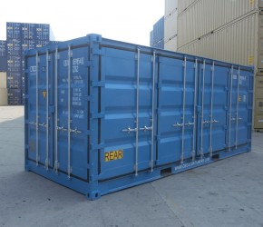 20ft Full Side Access containers0