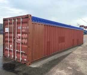 40ft Open Top container4