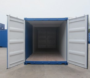 20ft Duocon container (10ft+10ft containers)1