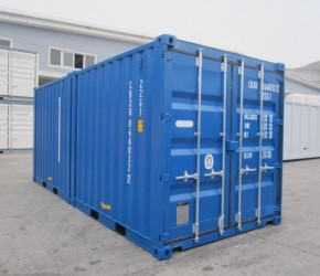 20ft Duocon container (10ft+10ft containers)0
