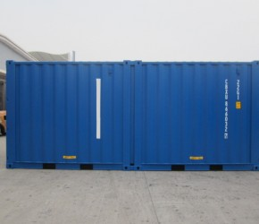 20ft Duocon container (10ft+10ft containers)3