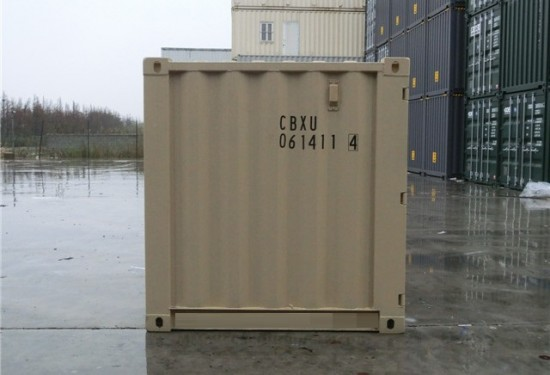 6ft Storage container