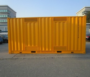 20ft HC Full Side Acces DG container2