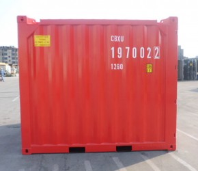 10ft Workshop Offshore DNV container4