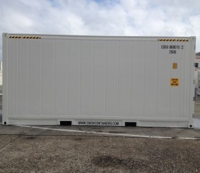 20ft HC Reefer container1