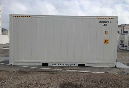 20ft HC Reefer container