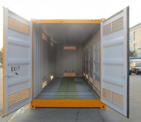 20ft HC Full Side Acces DG container1