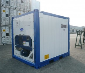 10ft Reefer Offshore DNV container3