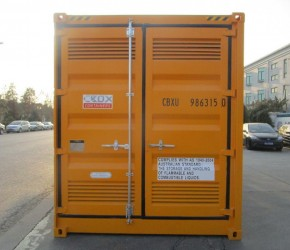 20ft HC Full Side Acces DG container4