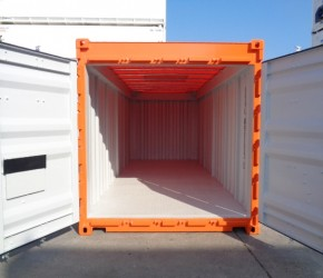 20ft Open Top Offshore DNV container1