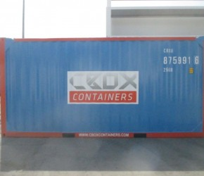 20ft HC Offshore DNV container1