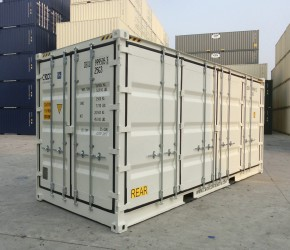20ft HC Full Side Acces container0
