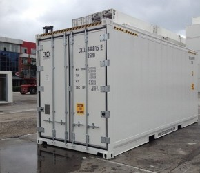 20ft HC Reefer container0
