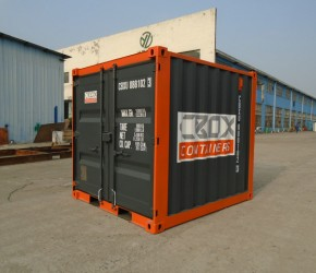 8ft Rent container0