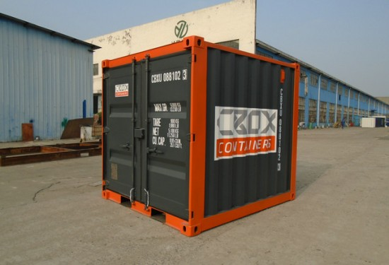 8ft Rent container