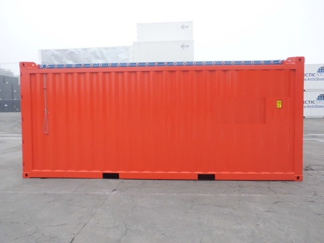 20ft Open Top Offshore Dnv Container Cbox Containers