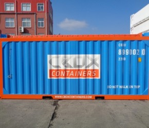 20ft Open Top Offshore DNV container2