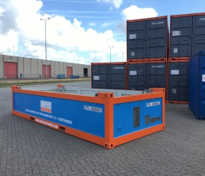 20ft Basket Offshore DNV container1