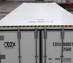 20ft HC Reefer container4