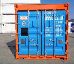 20ft Open Top Offshore DNV container4
