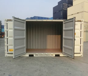 20ft HC Full Side Acces container3