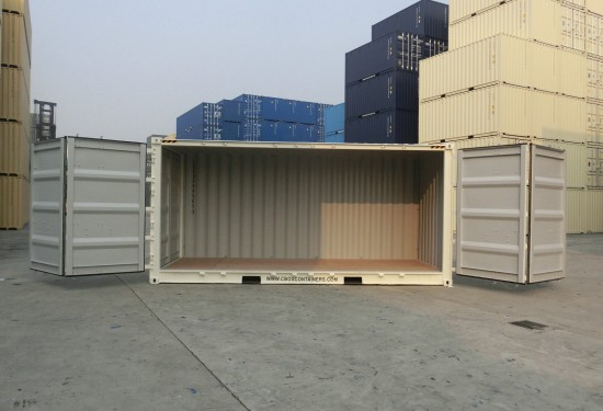 20ft HC Full Side Acces container