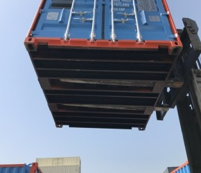 10ft Offshore DNV container4